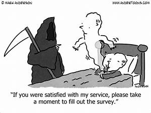 Capital One Bank Customer Service Grim Reaper Seeks Your Opinion In This Satisfaction Survey