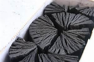 Wood charcoal (sut) - Korean cooking ingredients