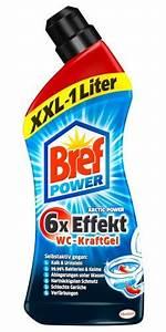 Bref Power Reiniger : bref power wc kraft gel lemon xxl wc reiniger 1 l wc ~ Kayakingforconservation.com Haus und Dekorationen