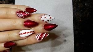 Deco Ongle Noel : d co faux ongles noel ~ Melissatoandfro.com Idées de Décoration