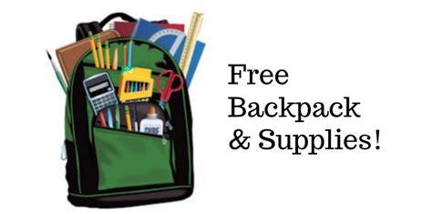 backpack supplies  verizon southern savers
