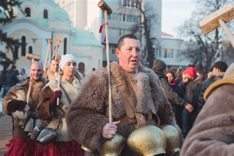 Just Some Great Photos Of A Pagan Festival Where People