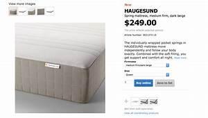 Ikea Hyllestad Test : good medium firm mattress ikea full size of daybed mattress with hyllestad matras review ~ Markanthonyermac.com Haus und Dekorationen