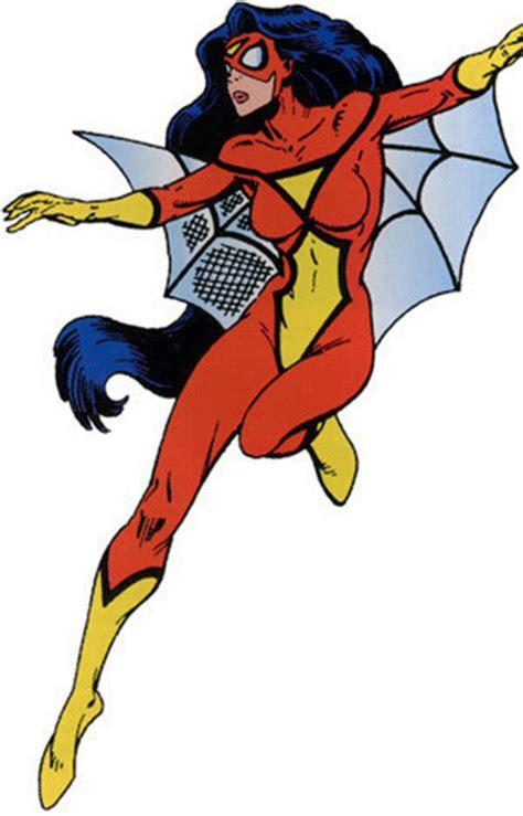 Spiderwoman I  Marvel Comics  Jessica Drew Profile