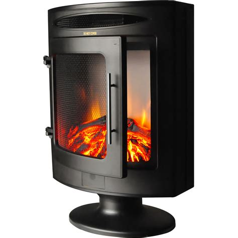 Cambridge 1500w Freestanding Electric Fireplace With Log