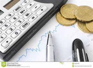 Finance Background Stock Photo  Image Of Business