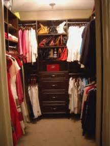 Photo Of His And Closets Ideas by Small Walk In Closet Ideas For The Home