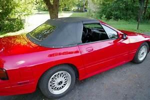 1991 Mazda Rx7 Convertible Manual  62k Miles  No Mods