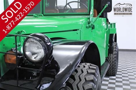 dodge power wagon  sale