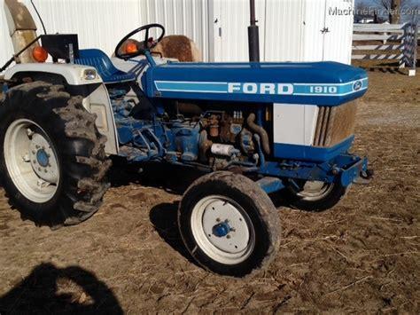 ford  tractors compact  hp john deere