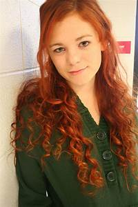 Curly red hair by annabellthehippie on DeviantArt