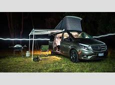 2017 MercedesBenz Marco Polo review Weekend away