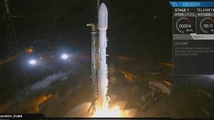 SpaceX Launches First Rocket of 2018 Into Space - NBC New York