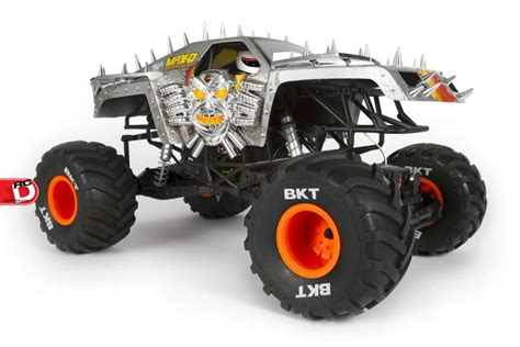 monster jam rc trucks smt10 max d monster jam truck 1 10th scale electric 4wd