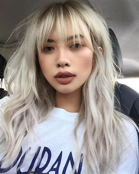 here s why all your asian girlfriends are going blond wigs cheveux coiffure and