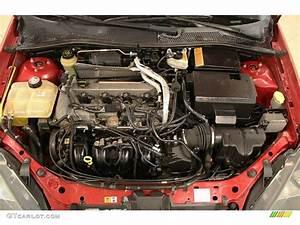 2004 Ford Focus Zts Sedan 2 3 Liter Dohc 16