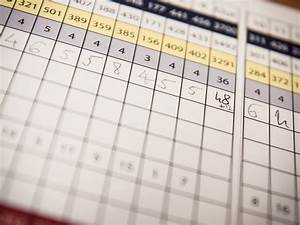 How to Read a Golf Scorecard: 8 Steps (with Pictures ...