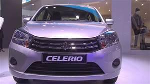 Suzuki Celerio Pack Plus : suzuki celerio 1 0 pack auto 2017 exterior and interior ~ Mglfilm.com Idées de Décoration