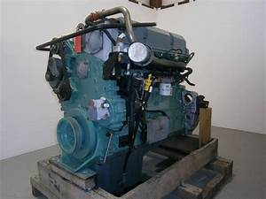 2003 Detroit Series 60 Engine  06r0747540  430 Hp  872 275 Miles
