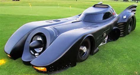 Street Legal Batmobile Replica From Tim Burton Films Found
