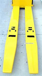 Yale 8000 Lb Electric Pallet Jack Walkie End Rider Ride On