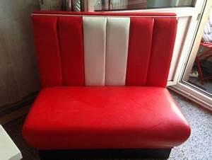 Ebay Stühle Gebraucht : dinerbank rot wei polster bank sofa in niedersachsen braunschweig st hle gebraucht kaufen ~ Markanthonyermac.com Haus und Dekorationen