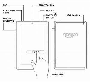 Amazon Co Uk Help  Hardware Basics  Fire Hd 7 U0026quot   4th Generation