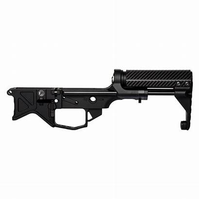 Pdw Lower Arms Vert Battle Receiver Stripped