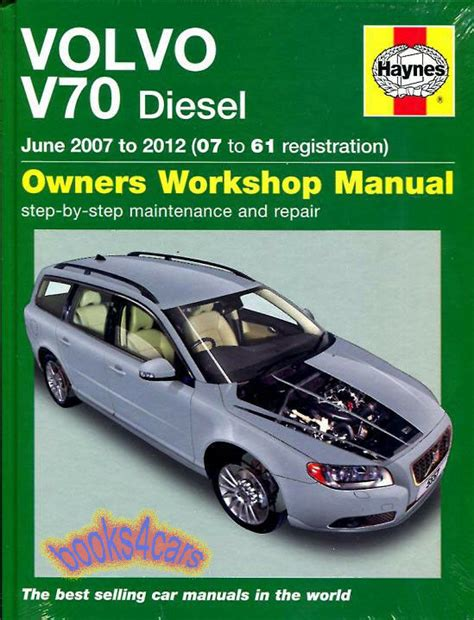 volvo  shop manual service repair book haynes
