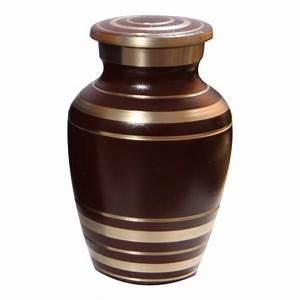 Mini Elite Garnet Red Keepsake Urn for Human Ashes