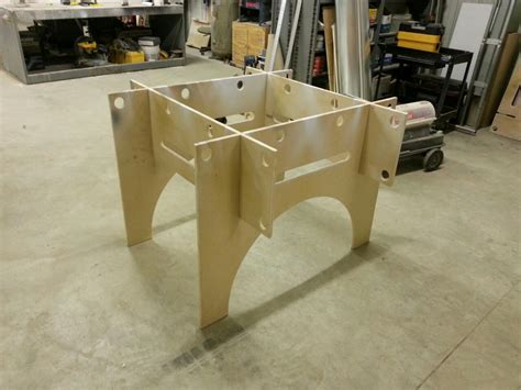 knockdown cutting table pro construction forum   pro