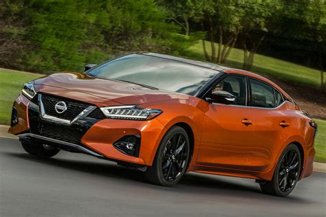 2020 Nissan Maxima Gets A Price Bump | CarBuzz
