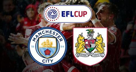 Man City vs Bristol City - Carabao Cup Betting Tips