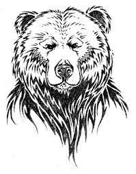 Risultati immagini per bear tattoo sketch | Tattoos | Bear tattoos, Bear paw tattoos, Bear face