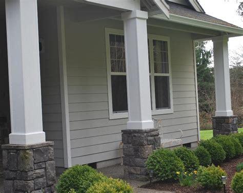 simple elegant home terrace pole idea  ideas