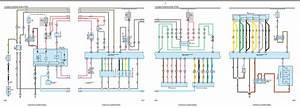 Toyota Avensis Wiring Diagram  1