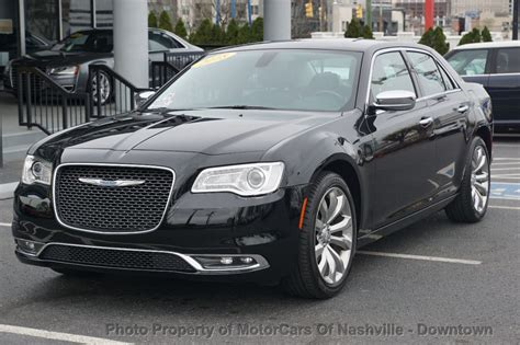 Chrysler 300 Dealership by 2018 Used Chrysler 300 Limited Rwd At Motorcars Of