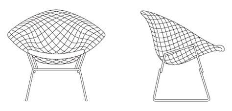 bertoia childs diamond chair knoll