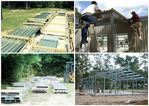 budget steel kit homes starting from 37k With budget steel buildings