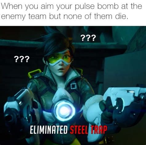 Tracer Memes - tracer memes overwatch amino