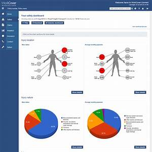 23 images of safety dashboard template excel infovianet for Safety dashboard template