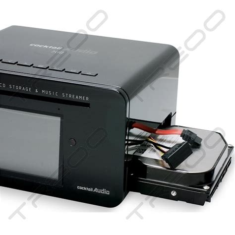 cocktailAudio X10 Component, CD Storage (Ripper) & Music ...