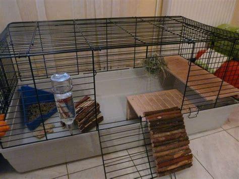 cage pour lapin la cage du lapin de l achat jusqu 224 l