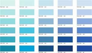 nuancier bleu pantone recherche google couleurs With nuances de bleu peinture