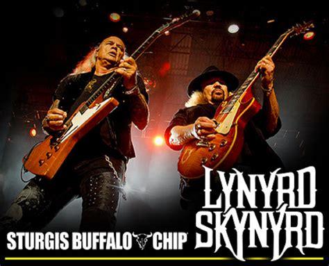 lynyrd skynyrd brings southern rock  buffalo chip