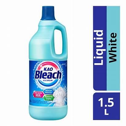 Bleach Liquid Kao Fairprice Laundry Care