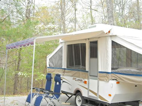 bag awning pop  camper awning shademaker classic