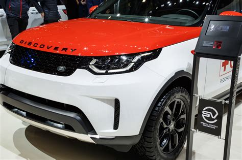project hero land rover discovery designed   red