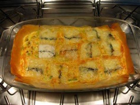 recette pate filo maison cuisine facile tarte filo poireaux fromage