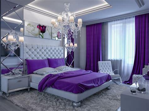 purple bedroom decor ideas  pinterest girls